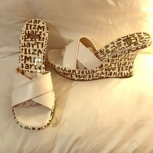 STUART WEITZMAN Women Shoes ( wedges/platforms)